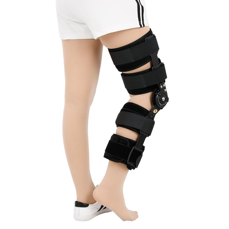 膝支具在调理膝关节骨性关节炎的应用