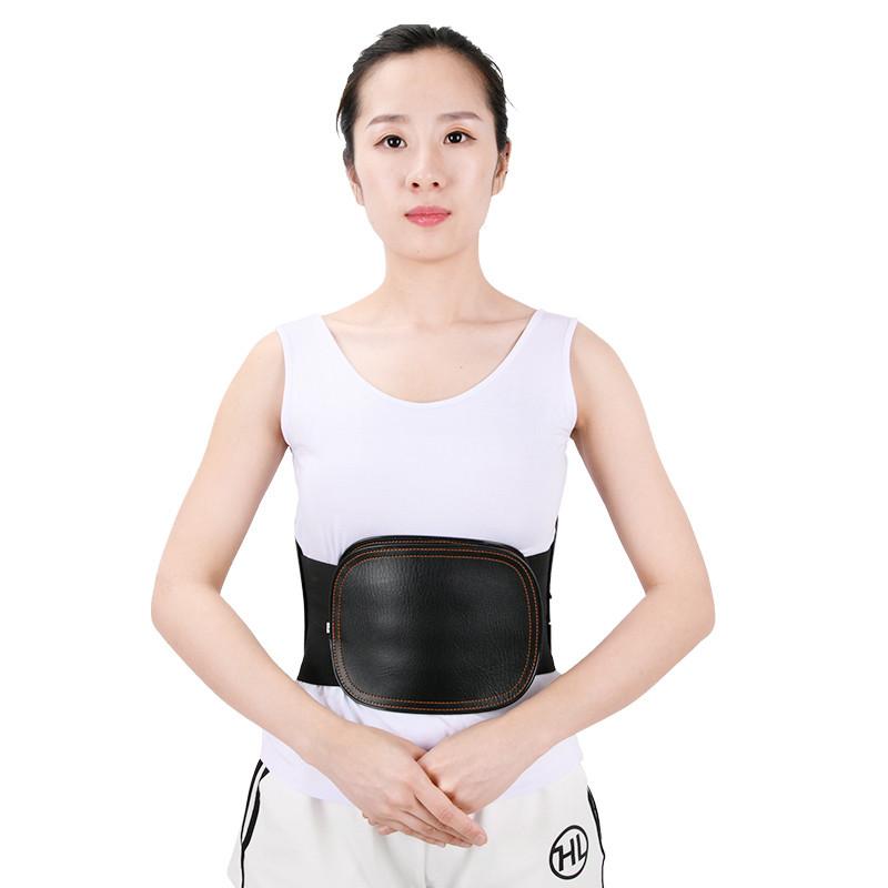 腰托护腰带对腰部损伤的影响