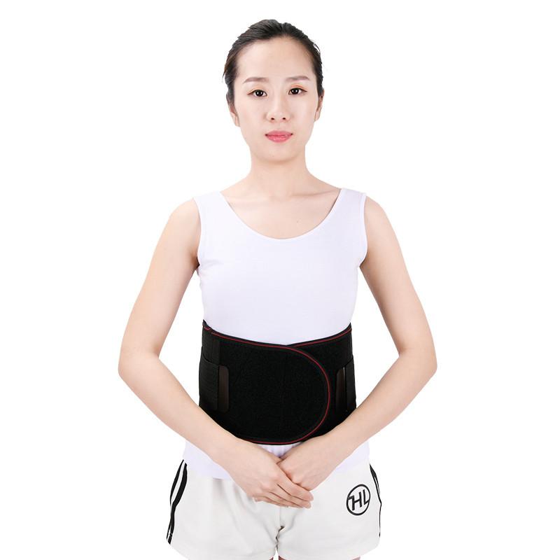 腰托对腰椎间盘突出症患者躯干肌肌力的影响