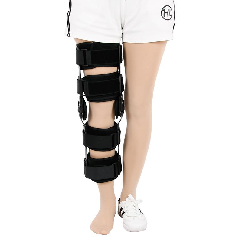 膝关节骨性关节病的支具调理