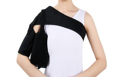 肩部固定带