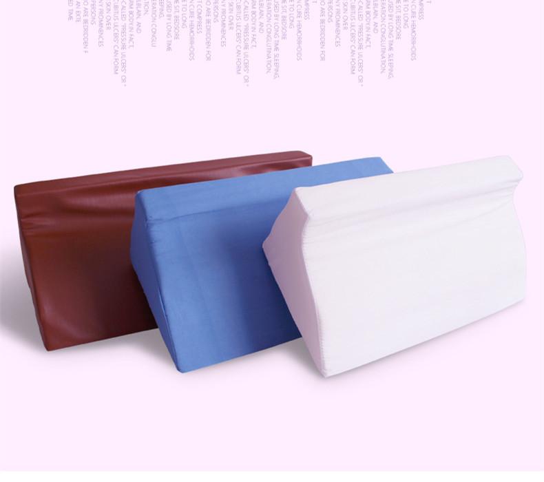 医用三角形翻身垫的临床使用