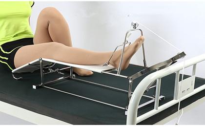 下肢牵引架