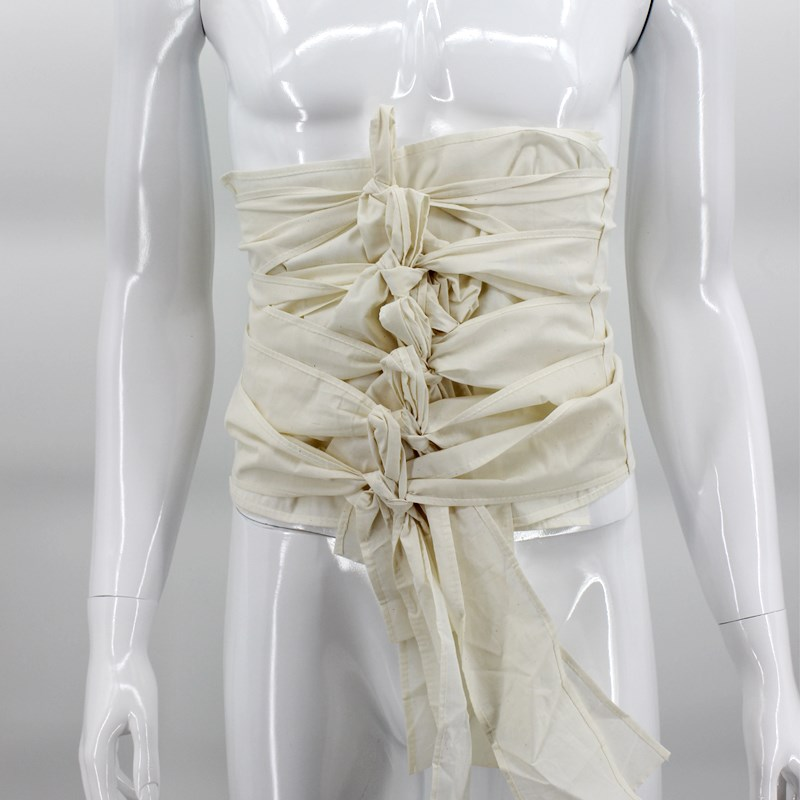 多头腹带在普外科术后防管道脱落中的使用方法